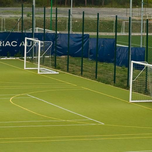 Complex Sportiv Ion Tiriac Mantor Building Excellence